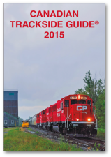 Picture of The Canadian Trackside Guide 2015 Publication