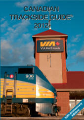 Picture of The Canadian Trackside Guide 2012 Publication