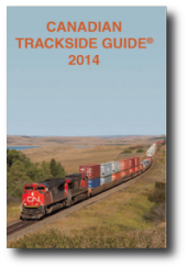 Picture of The Canadian Trackside Guide 2014 Publication