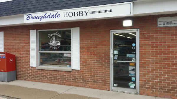 Broughdale Hobby - Model Trains and more!